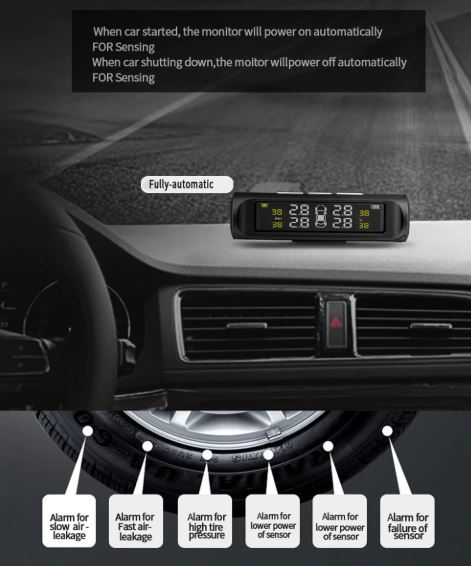 tyre pressure monitoring sytem